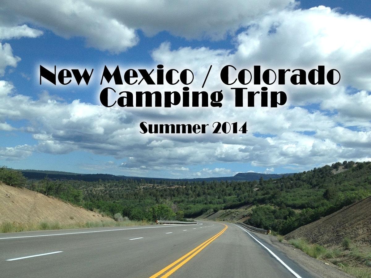New Mexico & Colorado