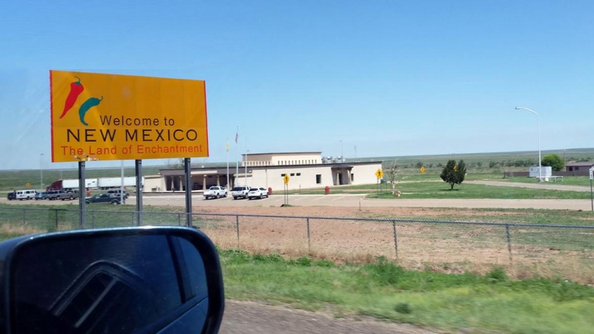Leaving Texas