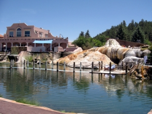 Hot Springs complex and spa