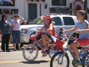 More parade