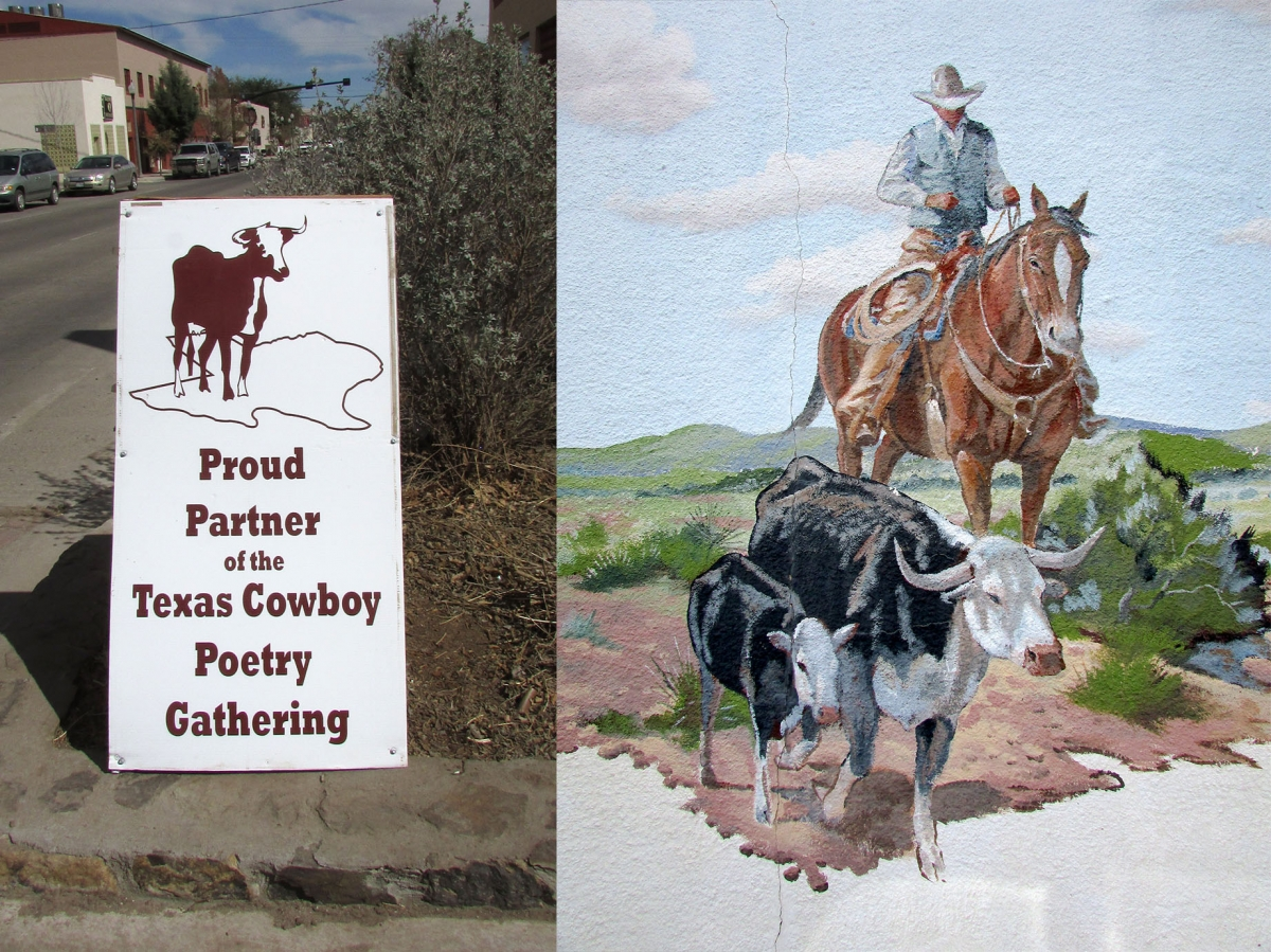 Texas Cowboy Poetry Gathering