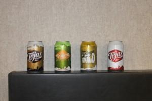 Beers brewed by a departed friend