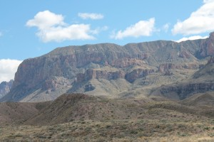 Big Bend Area