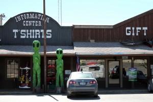 Near Roswell, NM