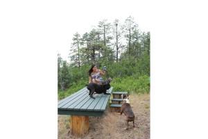 Dog party in Bear-idise