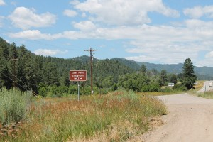Outside of Pagosa Springs, CO